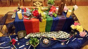 Orlando Vigil Altar 1
